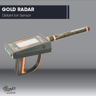 GOLD RADAR افضل الاجهزة المتطورة فى عالم البحث والتنقيب عن الذهب