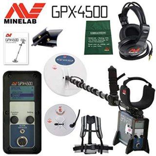 جهاز كشف الذهب والمعادن GPX 4500 - شركة بي ار ديتكتورز دبي