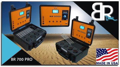 جهاز كشف المياة الجوفية مع تحديد نوع وعمق المياة الأفضل عالميا - شركة بي ار دبي