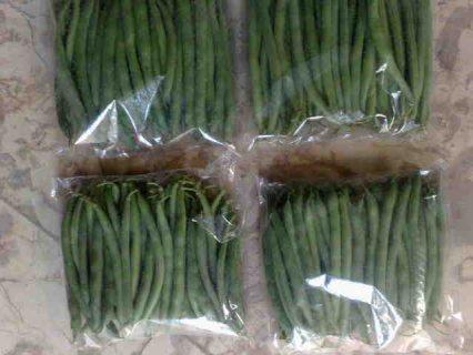 فاصوليا خضراء طازجة
