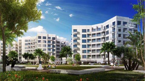 Appartement à Dubaï avec une vue fantastique de 103 mille dollars