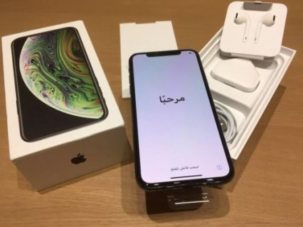 Apple iPhone XS Max 64GB 512GB All Color Factory Unlocked Ship Worldwide