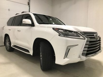 2017 model Lexus LX570 Full Options