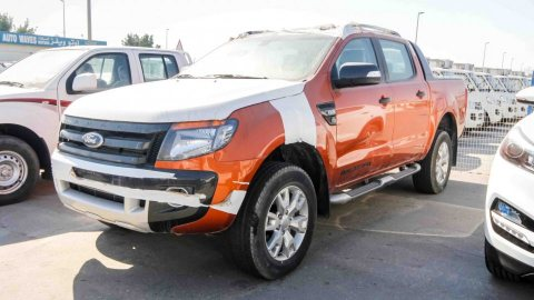 Ford Ranger 3.2L MODEL 2015 NEW  24,500$