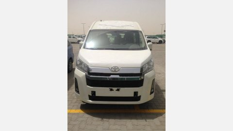 Toyota Hiace 2.8L M/T DIESEL MODEL 2019 NEW 36,200$