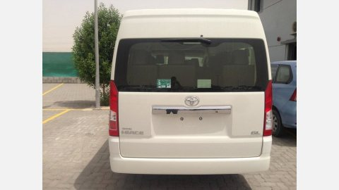 صور Toyota Hiace 2.8L M/T DIESEL MODEL 2019 NEW 36,200$ 2