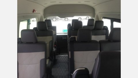 صور Toyota Hiace 2.8L M/T DIESEL MODEL 2019 NEW 36,200$ 3