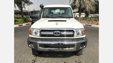 Toyota Land Cruiser LP HT, LONG WHEEL BASE, 4.5L, DIESEL, MY18 4.5L 32,700$