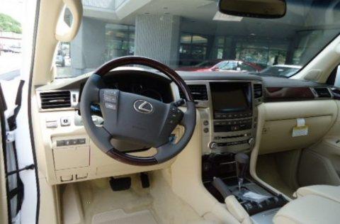 Used 2013 Lexus Lx 570 for sale