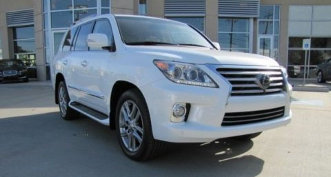 For sale USED 2013 Lexus LX 570 SUV WhatsApp. +2349077733480