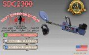 جهاز كشف الذهب والمعادن والكنوز SDC2300